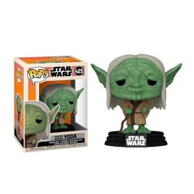 Star Wars Concept POP! Star Wars Vinyl Figura Yoda 9 cm