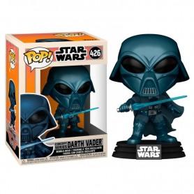 Star Wars Concept POP! Star Wars Vinyl Figura Alternate Vader 9 cm 426