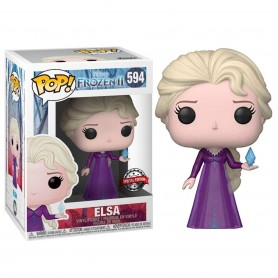 Figura POP Disney Frozen 2 Elsa Exclusive 9cm 594