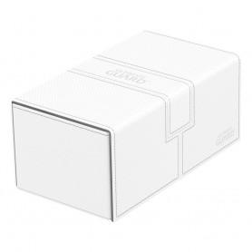 Ultimate Guard Twin Flip´n´Tray Deck Case 200+ Tamaño Estándar XenoSkin Blanco