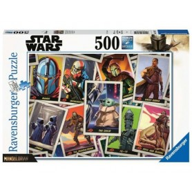 copy of Puzzle Baby Yoda the Mandalorian Star Wars 1000pz
