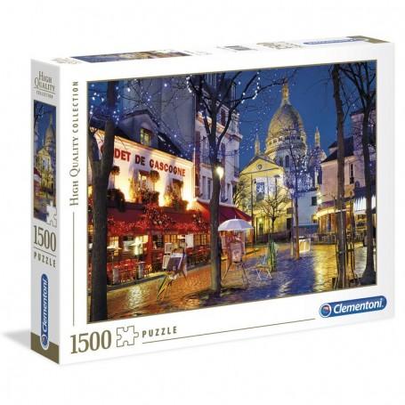 Puzzle Paris Montmartre 1500pzs
