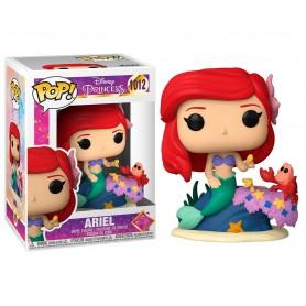 Disney: Ultimate Princess Figura POP! Disney Vinyl Ariel 9 cm 1012