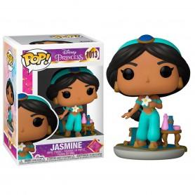 Disney: Ultimate Princess Figura POP! Disney Vinyl Jasmine 9 cm 1013