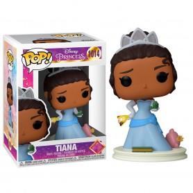 Disney: Ultimate Princess Figura POP! Disney Vinyl Tiana 9 cm 1014