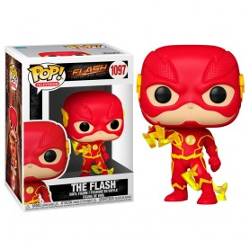 The Flash Figura POP! Heroes Vinyl The Flash 9 cm 1097