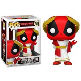 Marvel Deadpool 30th Anniversary Figura POP! Vinyl Roman Senator Deadpool 9 cm 779
