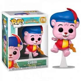 Los osos Gummi POP! Vinyl Figura Cubbi 9 cm 778