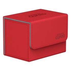 Ultimate Guard Sidewinder 80+ XenoSkin Rojo