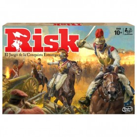 Risk - El Juego de la Conquista Estratégica