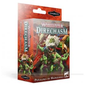 Warhammer Underworlds: Direchasm – Peñaloka de Hedkrakka (Español)