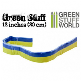 Masilla verde en Rollo 30 cm