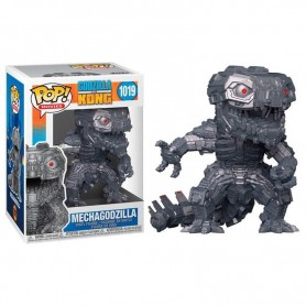 Godzilla Vs Kong Figura POP! Movies Vinyl Mechagodzilla (Metallic) 9 cm 1019