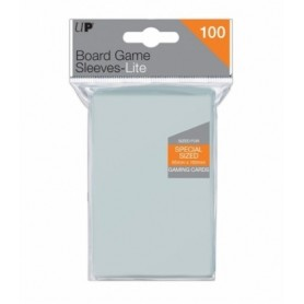 Fundas Ultra Pro Lite Board Game Sleeves 65mm x 100mm 100ct. - Paquete de 100