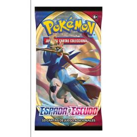 Sobre Espada y Escudo - Choque Rebelde Español -- Pokemon