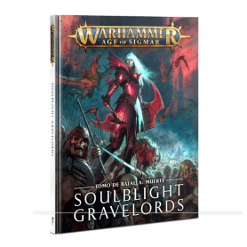 Tomo de batalla: Soulblight Gravelords (Español)