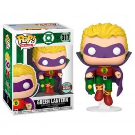 DC Comics POP! Green Lantern Linterna verde Exclusive 317