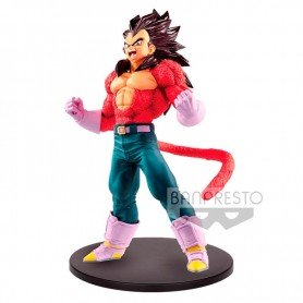 Figura Super Saiyan Vegeta Metallic Hair Color Blood of Saiyans Dragon Ball GT 20cm
