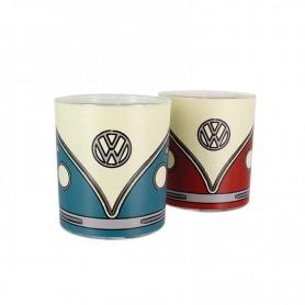 Volkswagen Pack de 2 Vasos Campervan