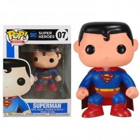 DC Comics POP! Vinyl Figura Superman 10 cm 07