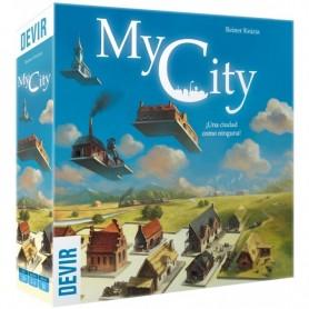 My City (Español) --- Juego de mesa