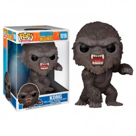 Godzilla Vs Kong Super Sized POP! Movies Vinyl Figura Kong 25 cm 1016