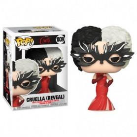 Cruella Figura POP! Disney Vinyl Cruella (Reveal) 9 cm 1039