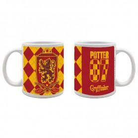 Taza Gryffindor Harry Potter