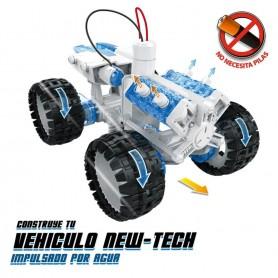 Construye tu Vehiculo New Tech