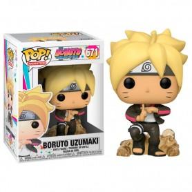 Boruto: Naruto Next Generations Figura POP! Animation Vinyl Boruto Uzumaki 9 cm 671