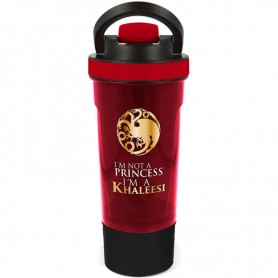 Botella Khaleesi Juego de Tronos Shaker 850ml