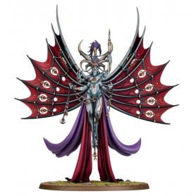 Synessa, the Voice of Slaanesh