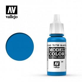 Azul Fluorescente 70.736 Model Color
