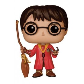 Figura Funko Pop! Harry Potter Quidditch Funko Pop! 08