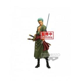 Figura One Piece - Grandista Nero - Figura Roronoa Zoro 28cm de Banpresto