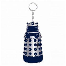 Doctor Who Llavero metálico Dalek 7 cm