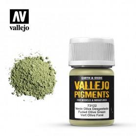 Verde Oliva Desgastado 73.122 Pigmento