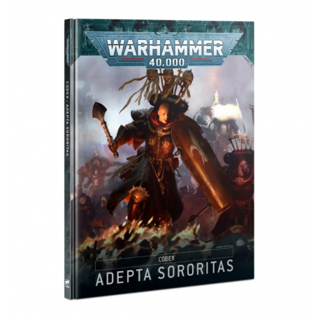 Codex: Adepta Sororitas (Español)