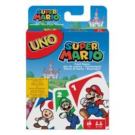 Super Mario Juego de Cartas UNO (multilingüe)