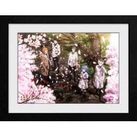 Tokyo Ghoul Póster Enmarcado Collector Print Sakura Blossom