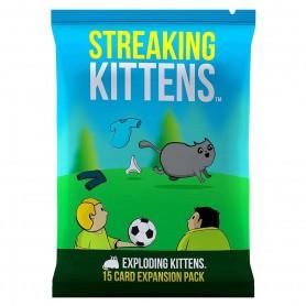 Streaking Kittens -- Exploding Kittens