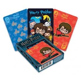 Harry Potter Baraja Chibi