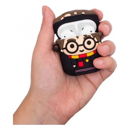 Harry Potter PowerSquad Caja de Carga Inalámbrica para AirPods Harry Potter