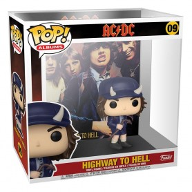 AC/DC POP! Albums Vinyl Figura Highway to Hell 9 cm