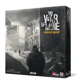 This War of Mine: El juego de mesa