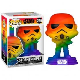 Star Wars POP! Pride Vinyl Figura Stormtrooper (RNBW) 9 cm 296