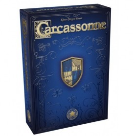Carcassonne 20 Aniversario (21-06-2021)
