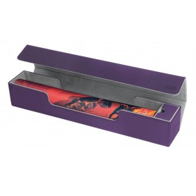 Ultimate Guard Flip´n´Tray Mat Case XenoSkin™ Violeta