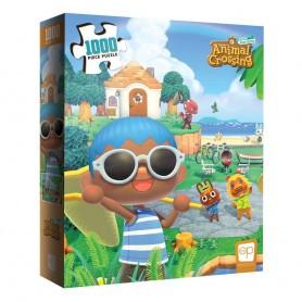 Animal Crossing New Horizons Puzzle Summer Fun (1000 piezas)