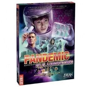 Pandemic - En el laboratorio